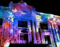 Projection for Light Institute Building - SuperUber