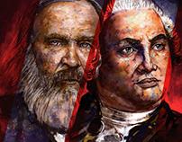 Lomonosov &Mendeleev Remake