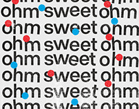 Ohm sweet ohm | Poster
