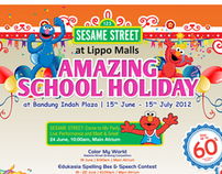 Bandung Indah Plaza | Amazing School Holiday