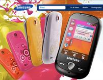 Samsung.com Redesign