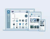 Design web site unidivers