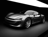 Volkswagen GTE Concept