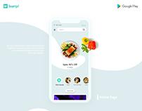 Burrp App Design