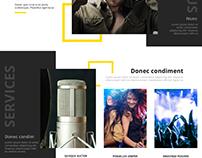 2017 concept Website