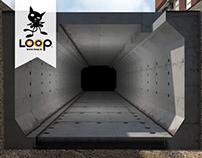 Sistema de construccion de tuneles de trinchera