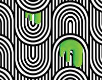 Nickelodeon Pattern Design