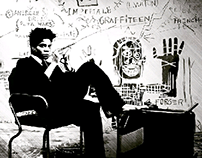 Legends are Forever - Jean Michel Basquiat