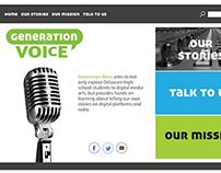 WEB: Generation Voice