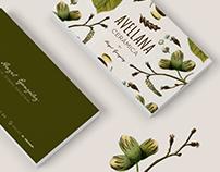 Avellana Cerámica | Branding