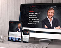 Akiva Medjuck Website