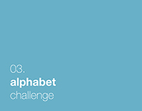 03. alphabet challenge