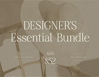 Designer's Essential Bundle 2021