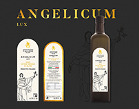 Oil Labels | Antico Frantoio Vallone