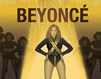 Beyonce - Event Poster