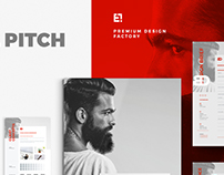 Portfolio and Proposal Pitch Pack - Blake_D Series
