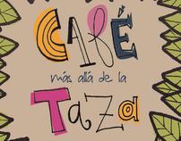 """""""Café más allá de la taza"""" Pocket Cookbook"""
