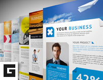 Corporate Business Flyer Pack
