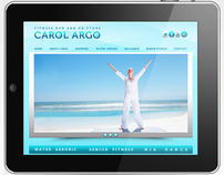 CAROL ARGO Fitness DVD and CD Store
