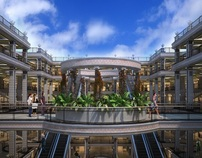 Chicago mall concept visualization