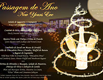 Christmas and New Years Eve Posters