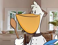 Pericles El Pelicano Chef