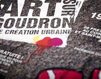 Art sur Goudron 2014