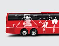ADO - Diseño de autobuses