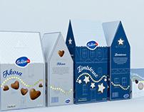 Bahlsen seasonals: Packaging re-design