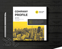 Square Company Brochure 22 Pages