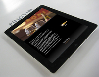 Personalized Wine Menu App for iPad