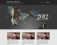 Daniel Benus fashion brand website