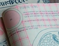 The Hangover Handbook - Risograph Publication