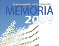 """Avance de Memoria 2009"""