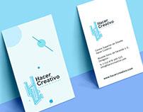 Hacer Creativo logo