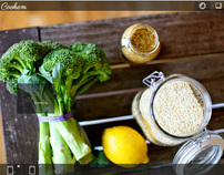 cook'em - a recipe application for Ipad