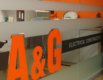 A&G ELECTRICAL CONSTRUCTIONS OFFICE