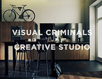 Studio Arkitekter // VISUAL CRIMINALS Office