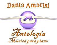 Dante Amerisi Antología, Música para piano - Anthology