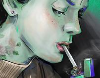 smoke\sketch
