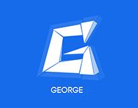 George Logo Design