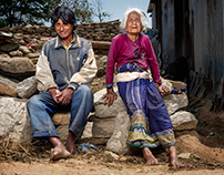 Earthquake Survivors, Nepal