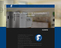 Website Friomáquinas