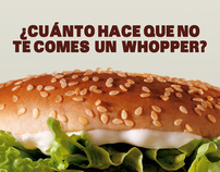 The Whopper. BK