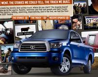 Toyota.com Tundra Teaser. 2006