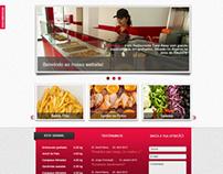 Website Roberto´s Chicken piri-piri