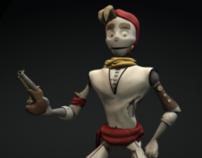 """John 'Rusty"""" Character Design"""