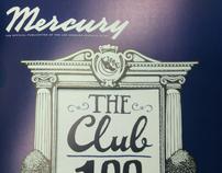 Mercury Magazine redesign