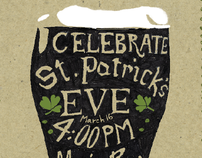 St.Patrick's poster