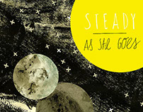 """Steady as she goes"", silence book"
